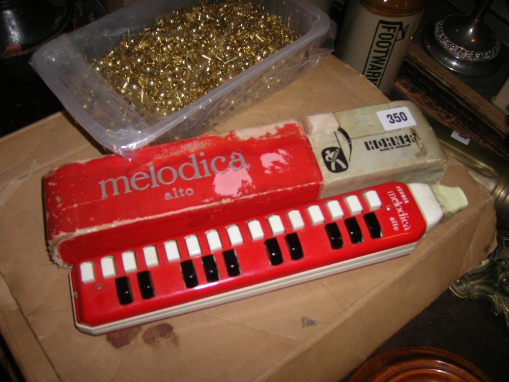 Hohner German Melodica