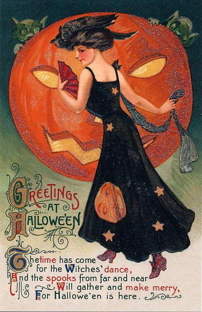 VictorianHalloweenGreetings