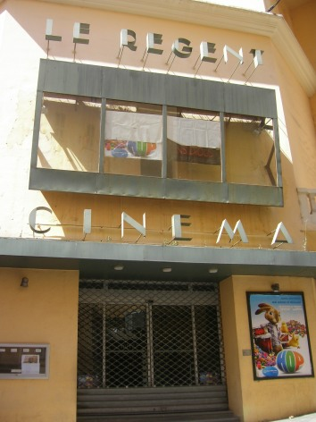 Cinema in Corsica