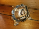 Scandi Lion Money Box