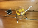 '50s Glass Holder