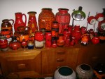 Red Pottery for Sale