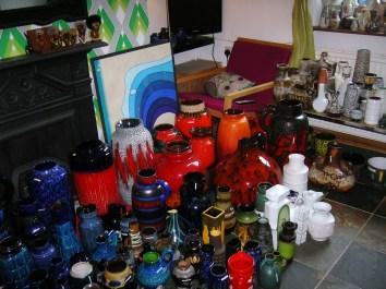 Pots and pots...