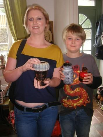 Lisa and Christopher