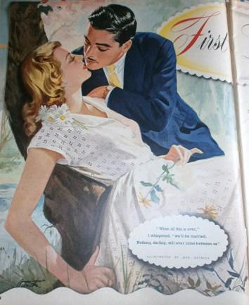 Benjamin Ostrick 'First Love' 1953