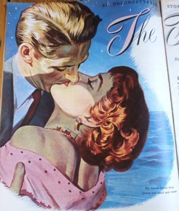 Benjamin Ostrick 'The Fearful Heart' 1953