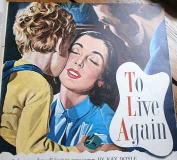 Benjamin Ostrick 'To Live Again' 1952