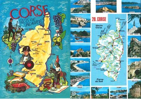 More retro postcards