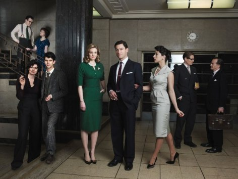 The Hour Cast