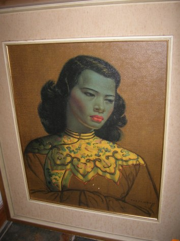Tretchikoff - Chinese Girl