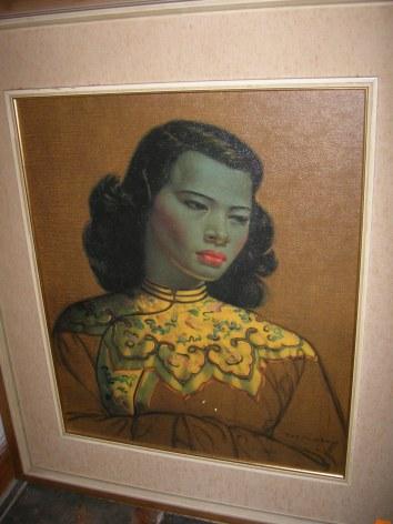 Tretchikoff - Chinese Girl