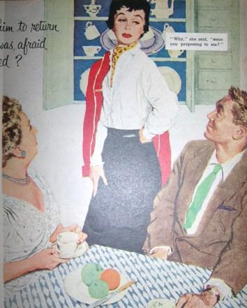 Joe De Mers - The Hidden Heart, 1956