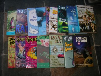 Children's books for my classroom - 10p each