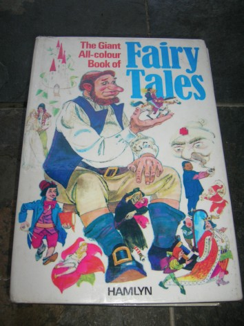 The Giant All-Colour Book of Fairy Tales, 1971