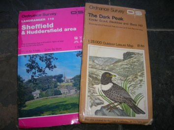 Two old maps for Aidan - 50p