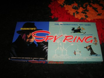 1965 Spy Racing Game - £1