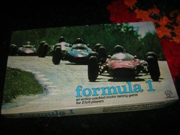 Formula 1 Board Game