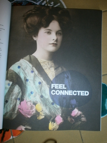 Feel Connected Print @ Flow Magazine