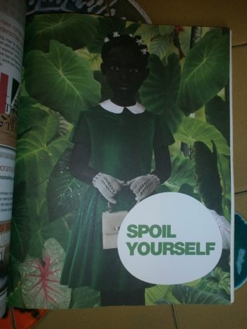 Spoil Yourself @ Flow Magazine