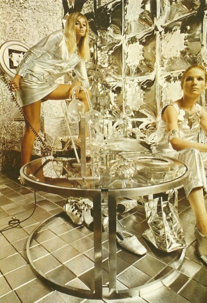 Fashion for Silver, 'Nova' 1966