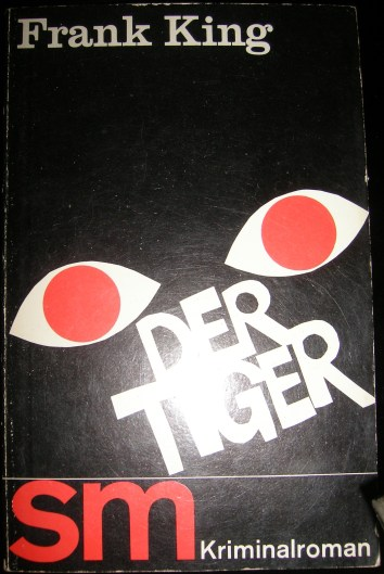 SM Kriminalroman - 'Der Tiger'