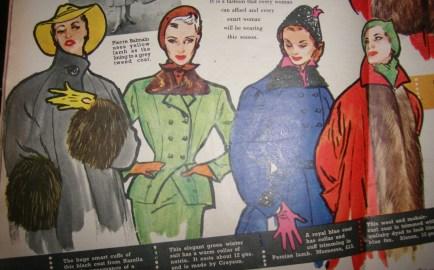 More Vintage Woman's Own Fashion