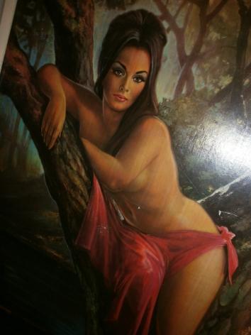 J.H. Lynch - Woodland Goddess