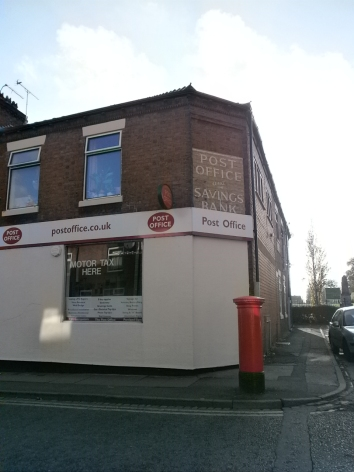 Chesterton Post Office