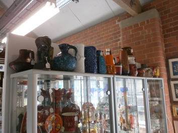 West German Pottery at Gloucester Antiques Centre