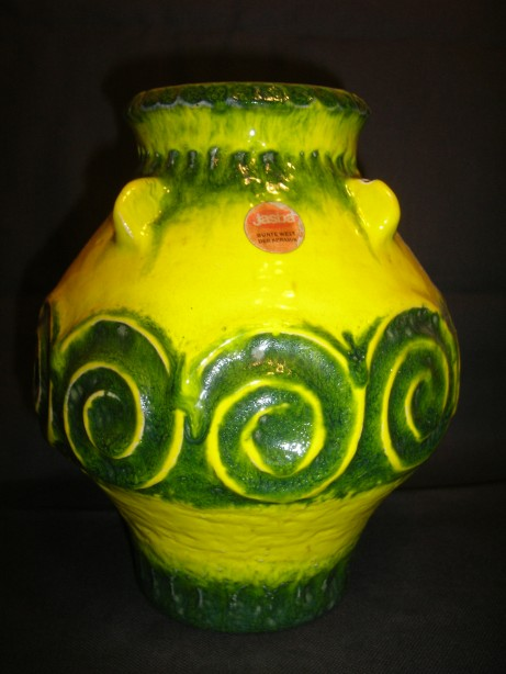 Jasba Neon Rave Pottery!