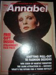 Annabel November 1984