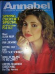 Annabel April 1981