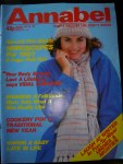Annabel January 1983