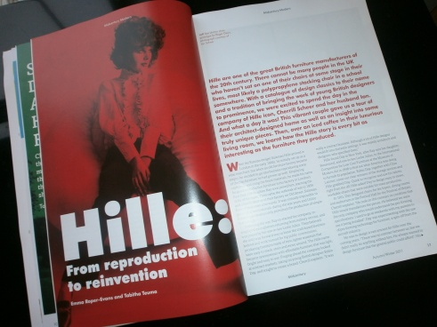 Hille: From reproduction to reinvention