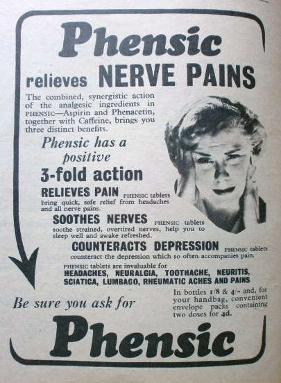 Phensic Relieves Nerve Pains
