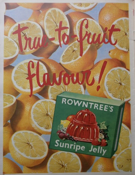 Rowntree's Jelly advert