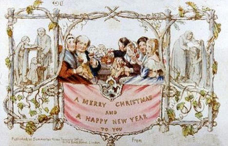 the_first_christmas_card_cole_horsley_1843