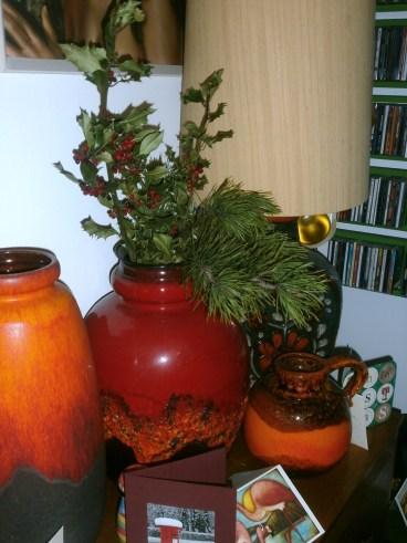 More West German Pottery displays