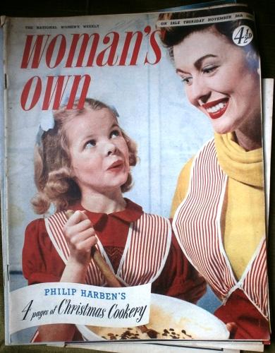 Woman's Own November 24th 1955