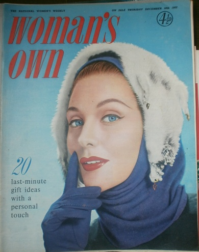 Woman's Own December 18th 1952