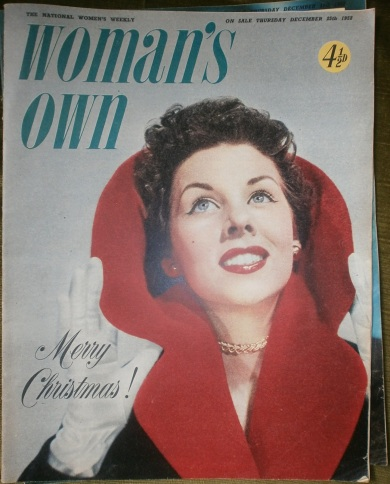 Woman's Own December 25th 1952