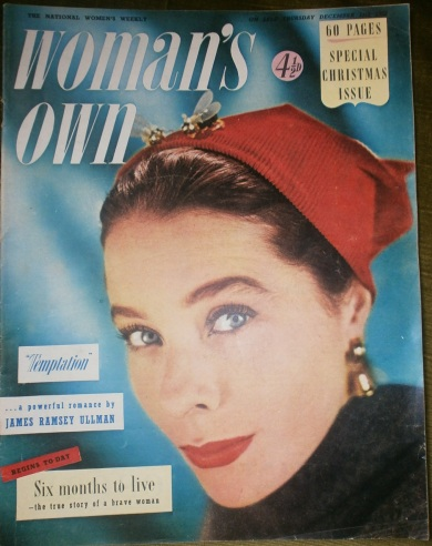 Woman's Own December 11th 1952