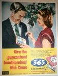 Vintage Kleenex Advert