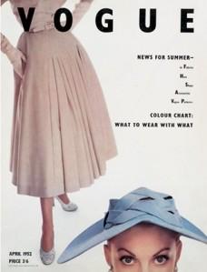 Vogue Apr 1952