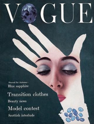 Vogue Aug 1954