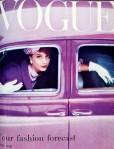 Vogue Aug 1957
