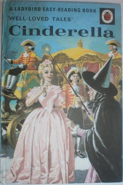 Ladybird Book Cinderella 1964