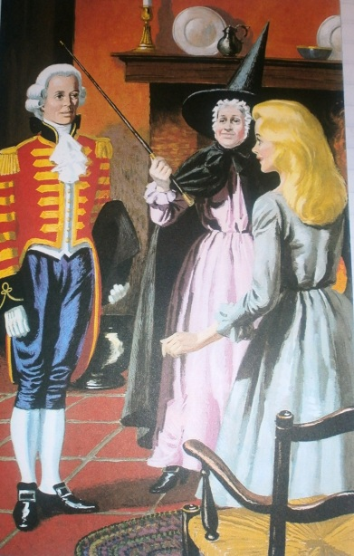Ladybird Book Cinderella 1964 - The Mouse Footman