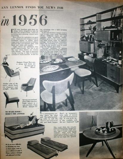 1956 Mid Century Room