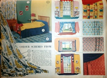 Woman's Own 1956 Decorating Ideas 1